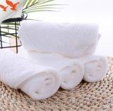 白色提花毛巾/純棉提花毛巾/雙鷹李鳳吸水性好