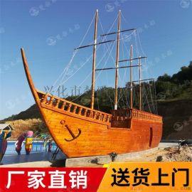 新乡大型装饰出厂手工海盗船售后好