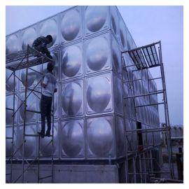 整体水箱 方型不锈钢水箱 霈凯水箱