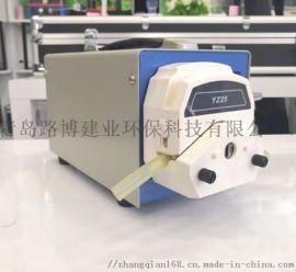 路博LB-8000B水质采样器蠕动泵自动采样