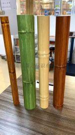 仿真竹木纹铝管,铝合金仿真竹子