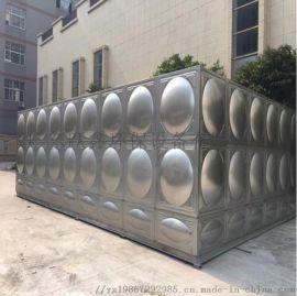 肇庆不锈钢水箱方形生活水箱储水塔厂家直销