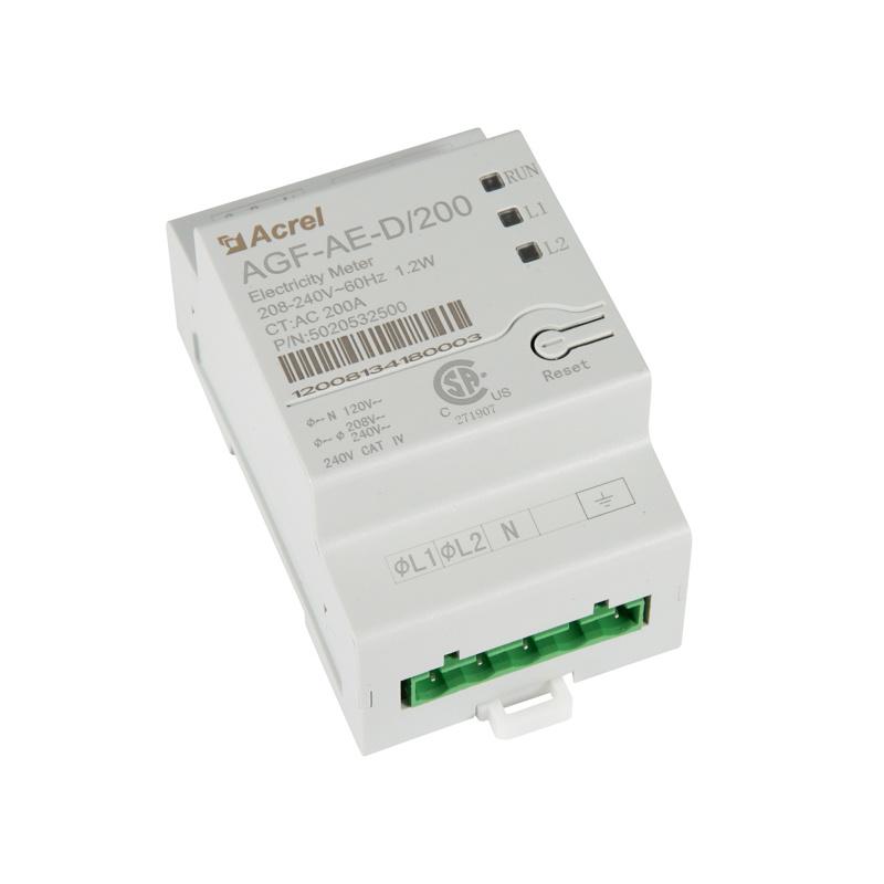 AGF-AE-D200逆變器防逆流檢測電能表