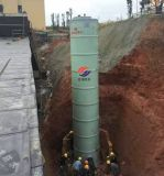 玻璃钢一体化提升泵站污水处理效率较高