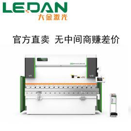 大金激光WL-67K碳钢板材油电混合折弯机