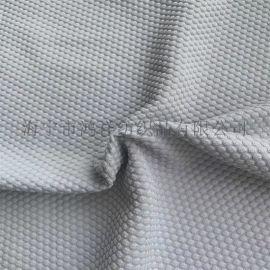经编88%T12%SP涤氨泡泡网布