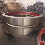实心铸钢45材质2200型单筒冷却机光圈配件