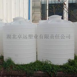食品级塑料水塔2吨屋顶家用