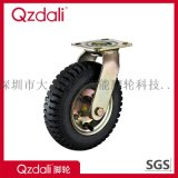重型鍍鋅充氣腳輪
