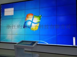 三星55寸钢化液晶大屏拼接展厅会议室监控电视墙