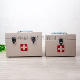 医药箱家用急救箱家庭装药盒应急救药箱收纳盒医疗箱