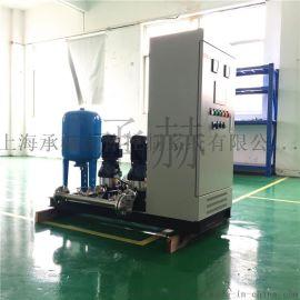 南方水泵配套生活用水不锈钢变频恒压供水泵组一用一备