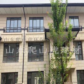 济南别墅安装落水天沟雨水管安装使用