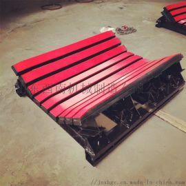 定制皮帶機緩衝牀 平涼 煤礦  緩衝條