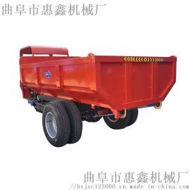 农用三轮车厂家 平板斗三轮车高低速工程车