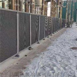 电业安全围栏 发电厂玻璃钢围栏