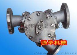 上海气力输送Y型三通分料阀,气动三通分料阀供应商