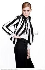 深圳**黑与白时尚潮牌女装品牌