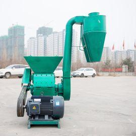 奈曼旗玉米秸秆粉碎机械 大型秸秆粉碎机工作视频