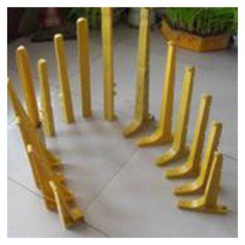 工地地沟用电缆托架 泸州玻璃钢电缆穿管支架生产厂