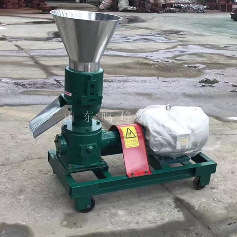 草粉加工猪饲料制粒机, 玉米豆粕饲料制粒机
