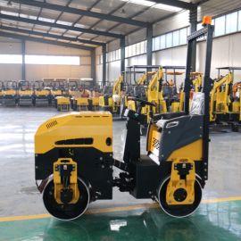 小型路面压土机 双轮压路机填方压实作业 厂家直销