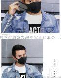 呼吸閥防塵口罩防霧霾PM2.5透氣防護海綿口罩