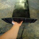橡膠止水帶 背貼式中埋651型 隧道鋼邊式止水帶