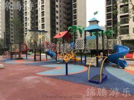 湖南长沙大型户外组合滑梯滑滑梯水上游艺设施厂家直销