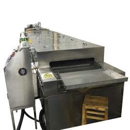 佛山超声波清洗机厂家 履带式网带式超声波清洗机