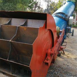 装卸堆料装车机 快速装卸堆料机LJ1沙场装车机