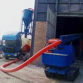 粉煤灰装罐车负压吸灰机 无尘粉料输送机 气力输送机