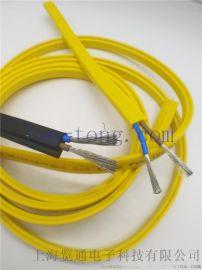 asi黑色电缆_asi黄色电缆_ASI扁平电缆