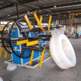 pvc單雙盤全自動收卷機 波紋軟管pe塑料管材