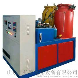 小型保温设备 小型聚氨酯填充发泡设备直销