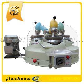 XPM120*3三头研磨机 小型干法研磨机