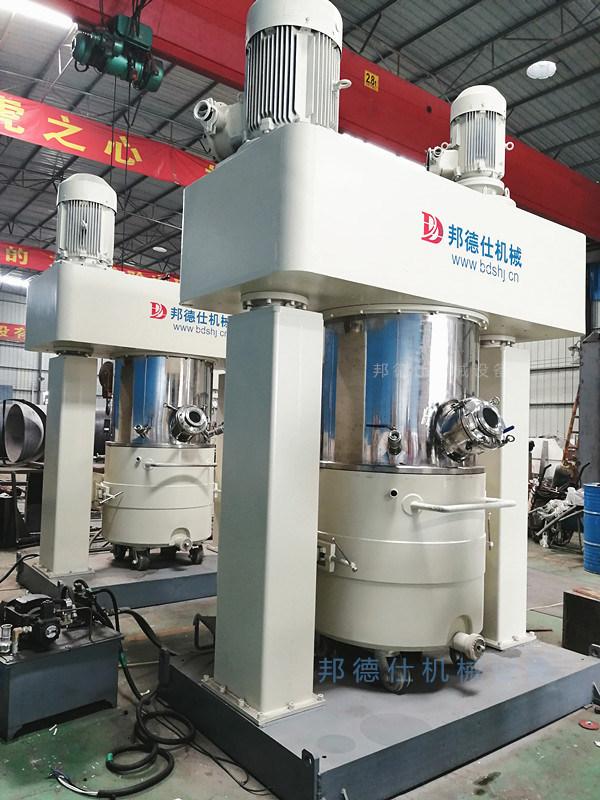供應寧夏雙行星動力混合機 絕緣灌封膠生產設備