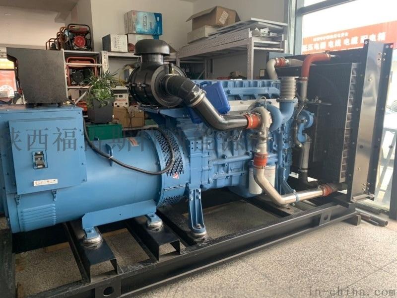 350KW玉柴發電機組西安廠家直銷