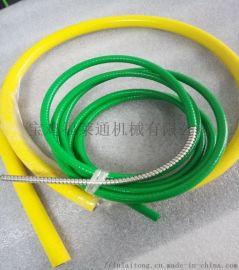 抚顺销售福莱通包塑金属软管 穿线蛇皮管