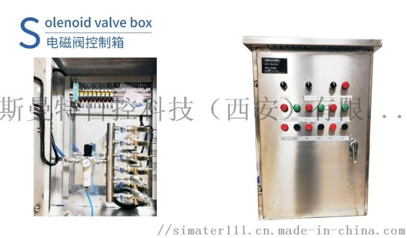 電磁閥控制櫃SR-AP02-YG