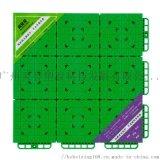 呵贝星弹性悬浮软地板幼儿园安全环保拼装软地板