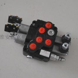 ZT-L12E-OT系列电动叉车液压多路阀