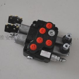 ZT-L12E-OT系列電動叉車液壓多路閥
