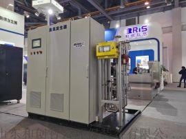 臭氧发生器在水处理行业的应用/消毒 脱色设备