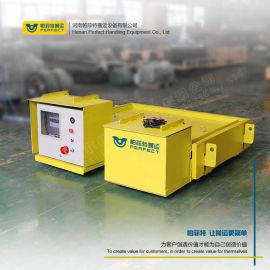 重载电动平板车AGV无轨平台车锂电池供电车间运输车