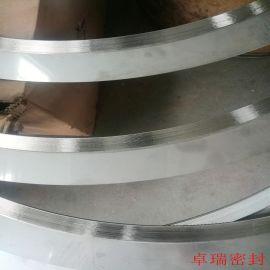 不锈钢304齿形垫片 管路金属齿形垫片 HB6474-1990齿形垫圈价格 卓瑞