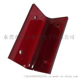 防静电茶色耐力板PC板加工抗紫外线高透明PC板