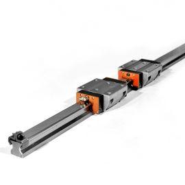 国产高组装精密直线导轨滑块 尺寸通配台湾上银导轨