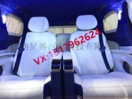 别克GL8商务车改装内饰升级航空座椅