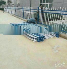 定制PVC变压器塑钢护栏变电站围栏配电箱安全防护栏户外塑料栅栏